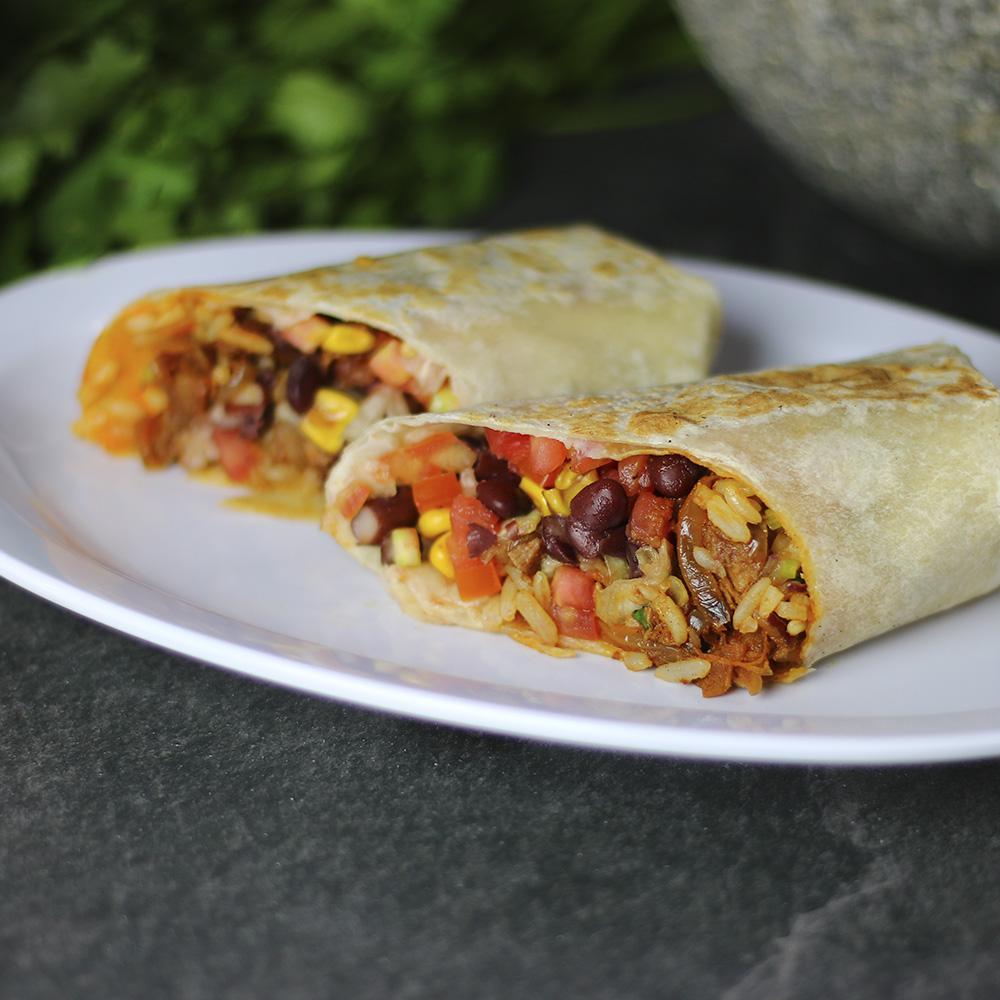 Mini Burrito